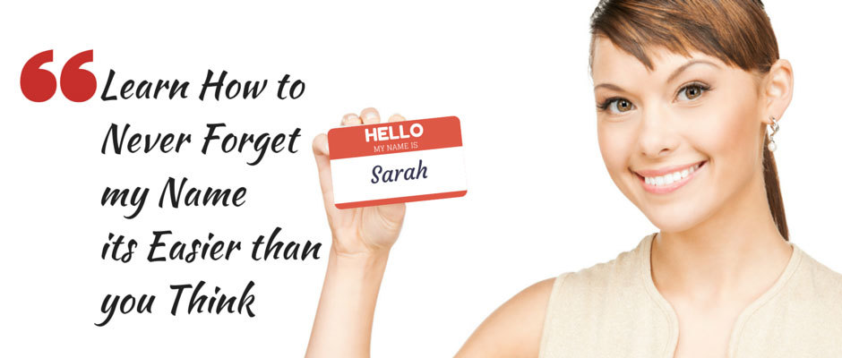 5 Habits To Remembering Names